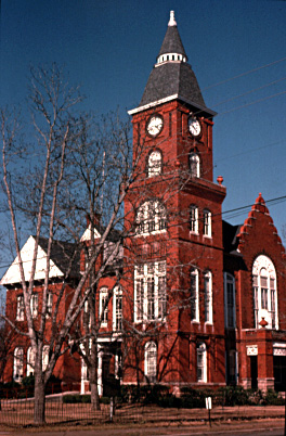 Cuthbert Georgia Historic Courthouse